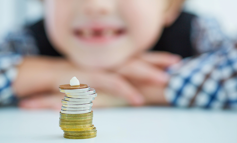 Tooth Fairy Legend To Build Good Dental Care Habits
